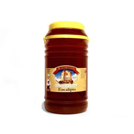 Miel de Eucalipto - Bote 3 kg