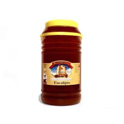 Miel de Eucalipto - Bote 5 kg