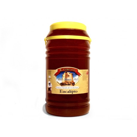 Eucalyptus Honey - Boat 5 kg