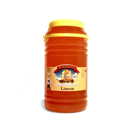 Honey Lemon - Can 3 kg