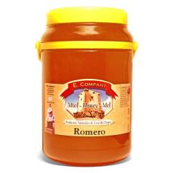 Miel de Romero - Bote 2 kg