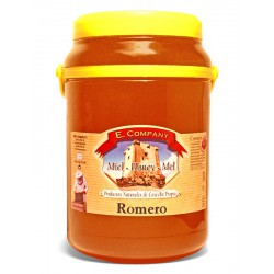 Rosemary Honey - Can 2 kg
