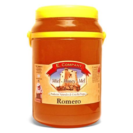 Rosemary Honey - Can 2 kg