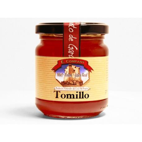 Miel de Tomillo - Tarro 250 gr