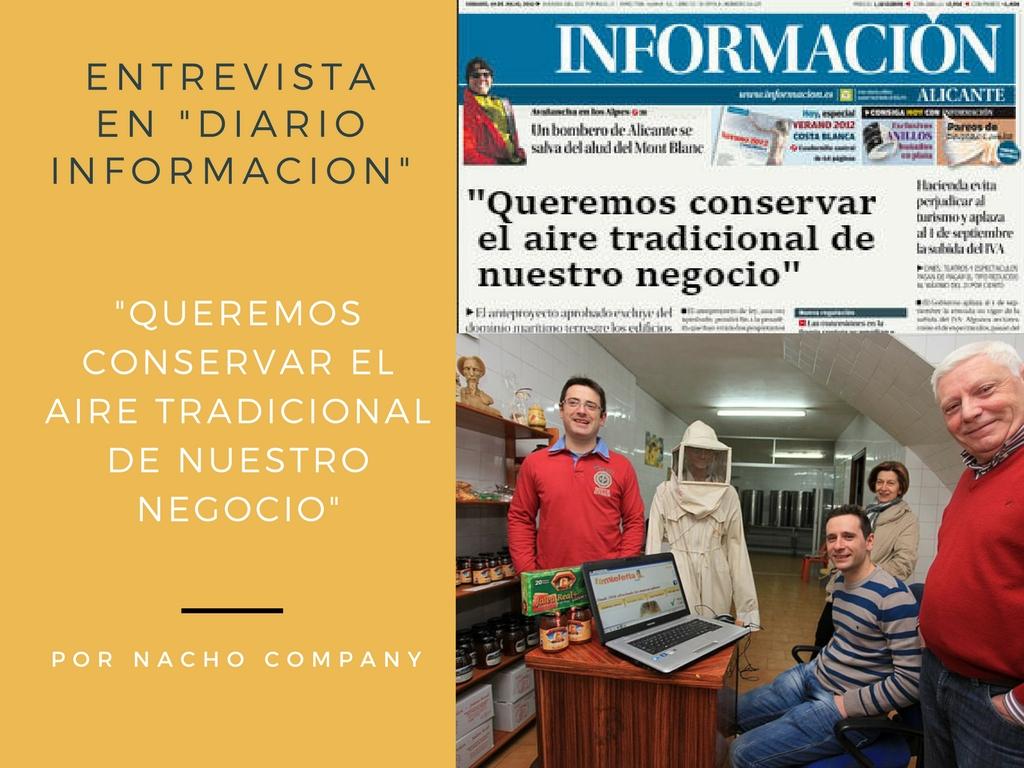 Diario Informacion - Comercio Electronico