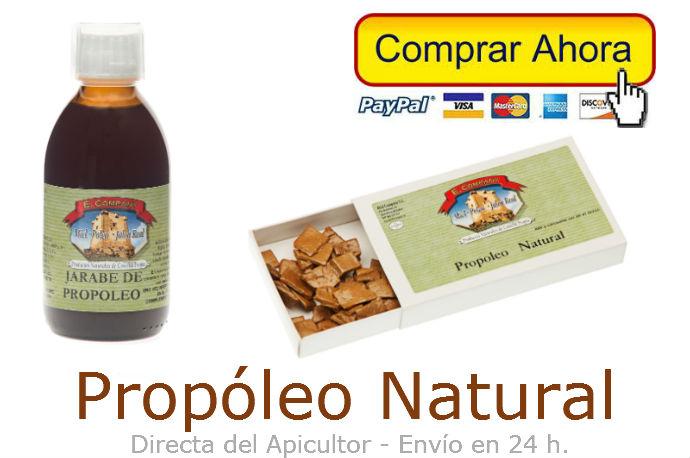 comprar Propoleo Natural