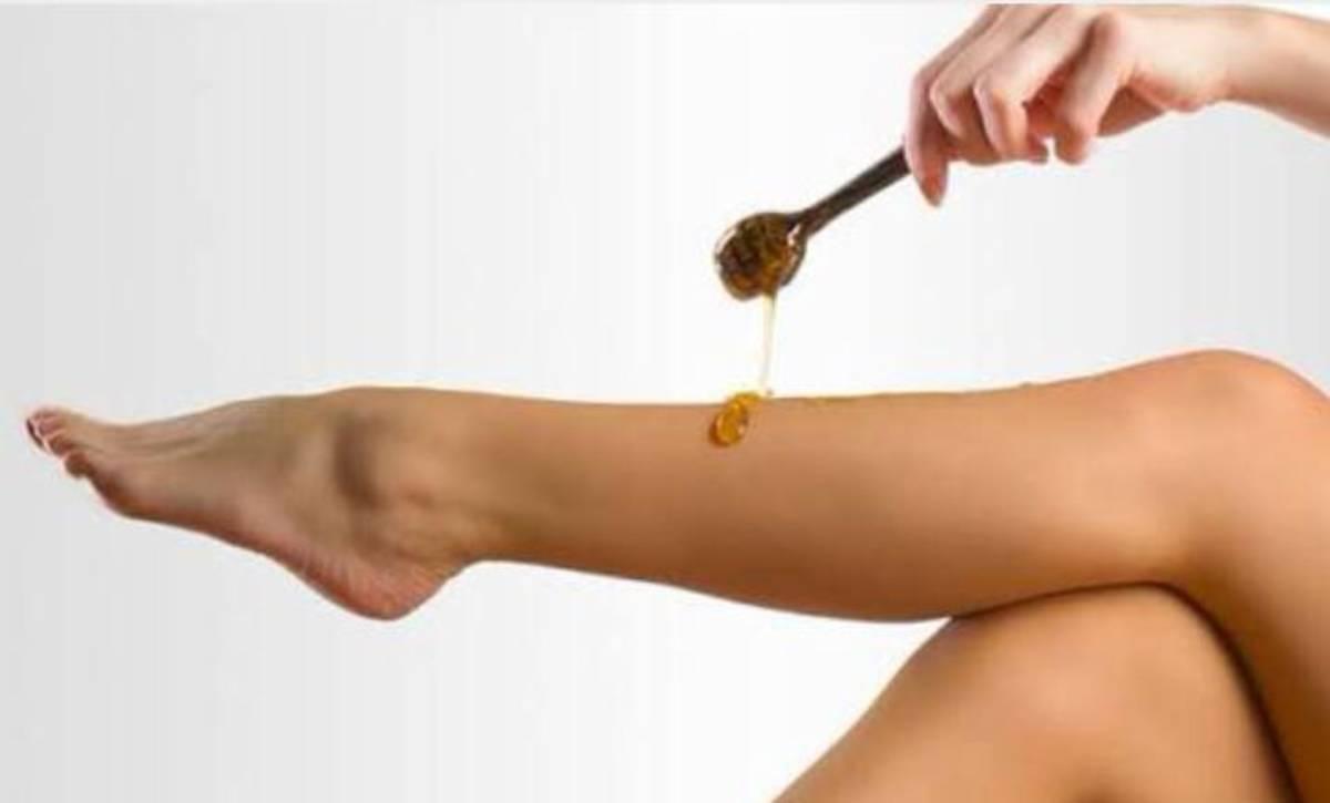 Cosmetica natural con miel