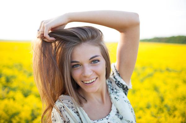 Miel para el pelo rizado