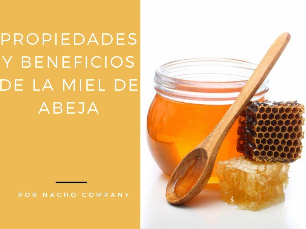 Comprar miel de abeja