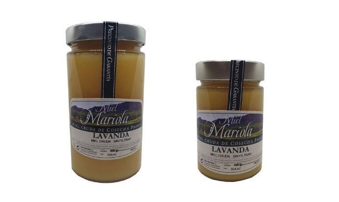 miel de lavanda artesanal