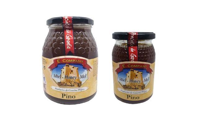 Miel de pino artesana